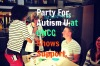 UNC Charlotte shows support to Party For Autism's Your Hand Marks Are Permanent Campaign